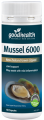 Good Health NZ Green Lipped Mussel Extract 6000mg
